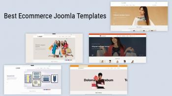 5 Best Ecommerce Joomla Templates